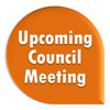 Upcoming Council Meeting
